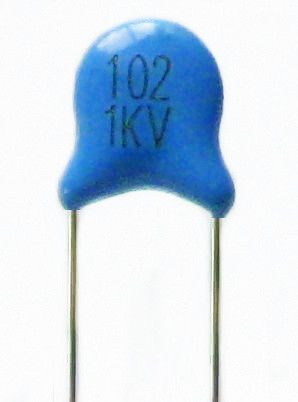 Medium/High Voltage Ceramic Capacitor